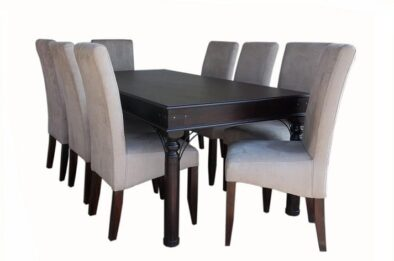 ANNA 9PC DINING SET SPECIAL (NEPAL)