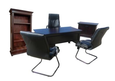 ANTIQUE 7PC OFFICE *COMBO* 'FALCON'