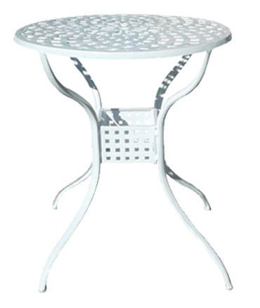 COTTAGE BAR TABLE 'WHITE'