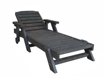 ECO SUNLOUNGER (+ARMS)