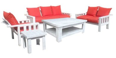ISLAND MORRIS 5PC SET SPECIAL  -  EXCLUDING CUSHIONS