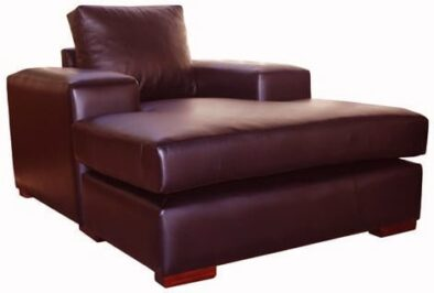 SHAKA DAY BED 'LEATHER STD' cape oxblood