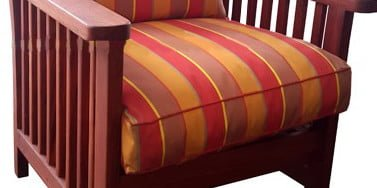 BAY PLUNGER CUSHION SEAT  'PATIO2/PROOF' col summer