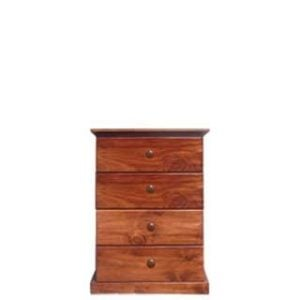 BUD CHEST 4DRAWER -OREGON-