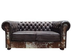 CHESTERFIELD 2SEATER SOFA (2000 x 1000) 'NGUNI'