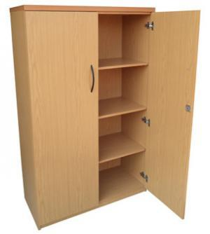 IMPACT STATIONARY CABINET (900 X 420 X 1540) 'OAK'