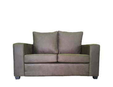 MOD 2SEATER SOFA (1650 X 900) 'PAMPER' dark