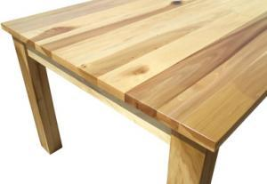 LOCAL DINING TABLE 10STR (2700 x 1100) 'TULIP' solid hardwood