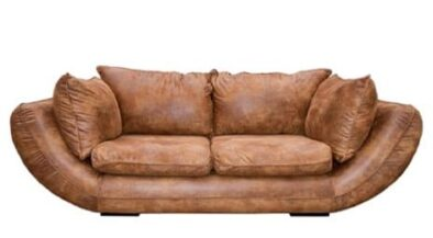 GORDINI 3SEATER SOFA (2540 X 1050) 'PAMPER' light