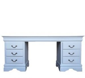 KAREN DRESSING TABLE 'WHITE'