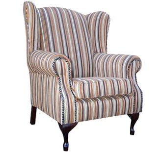 CLASSIC WINGBACK (LARGE SIZE) 'LOCAL S' butterscotch 8499