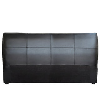 AMELIA HEADBOARD (DOUBLE) 'PU' black