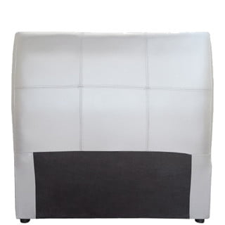 AMELIA HEADBOARD (SINGLE) 'BONDED PU' white