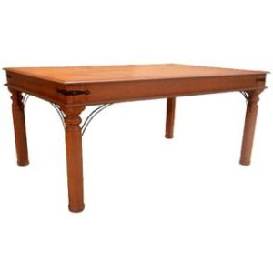 ANNA DINING TABLE (1800 X 1000 ) 'ANTIQUE'