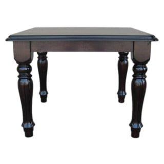 ANTIQUE DINING TABLE (1000 X 1000) 'dark mahogany'