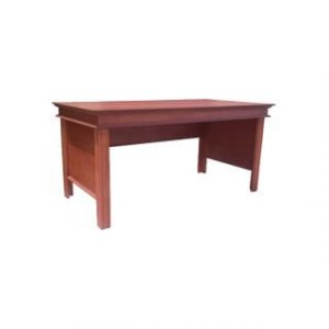 ANTIQUE DESK (1570 x 820) 'LIGHT MAHOGANY'