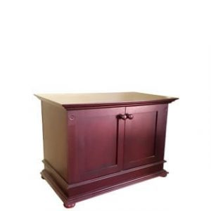 ANTIQUE CREDENZA 'LIGHT MAHOGANY'