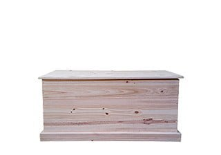 BUD TOYBOX (1370) -VARNISHED-