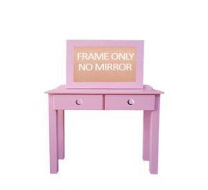 BUD DRESSING TABLE -PINK-