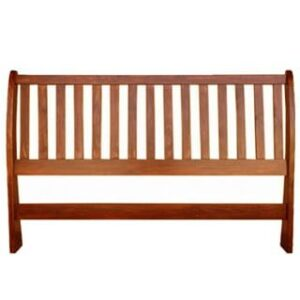 BUD SLEIGH HEADBOARD (DOUBLE) 'OREGON'