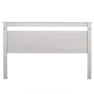 DENISE HEADBOARD (DOUBLE) 'WHITE'