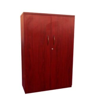 IMPACT STATIONARY CABINET (900 X 420 X 1540) 'CHERRY ROYAL'