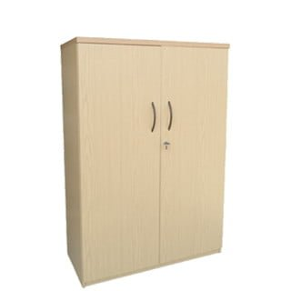 IMPACT STATIONARY CABINET (900 X 420 X 1540) 'MAPLE'