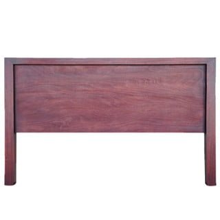 MOD HEADBOARD (DOUBLE) 'LIGHT MAHOGANY'
