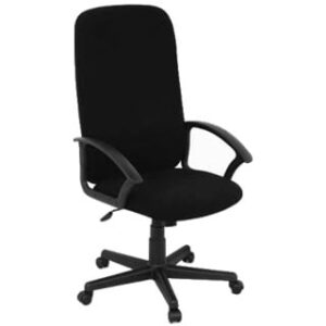 MONTANA HIGH BACK OFFICE CHAIR 'BLACK'