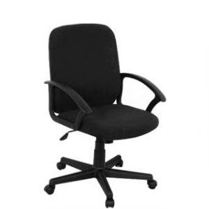 MONTANA MID BACK OFFICE CHAIR 'BLACK'