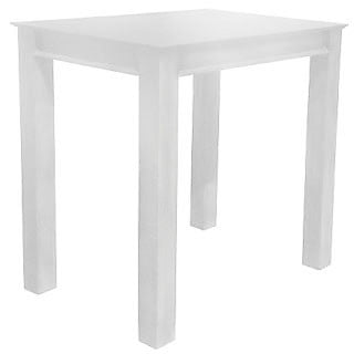 ANTIQUE BAR TABLE (1100 X 750) WHITE