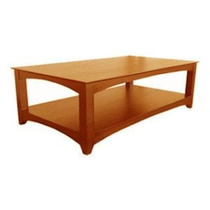 BELINDA LAMP TABLE (600 X 600) 'KIAAT'