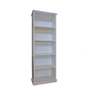BUD BOOKSHELF (600 X 300 X 1800) -WHITE-