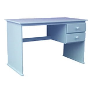 BUD STUDY DESK 2DRAWER (1200 x 600) 'BLUE'