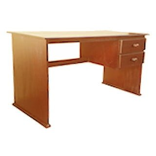BUD STUDY DESK 2DRAWER (1200 x 600) 'OREGON'