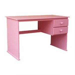 BUD STUDY DESK 2DRAWER (1200 x 600) 'PINK'