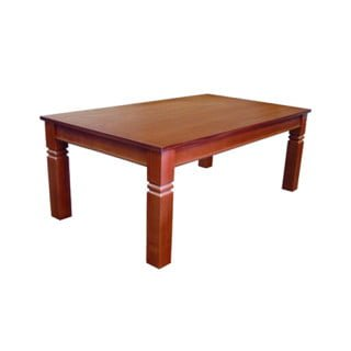 DENISE COFFEE TABLE (1200 x 700) LIGHT MAHOGANY'