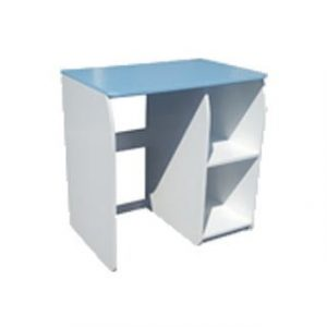 JONNY KIDS DESK 'BLUE & WHITE'