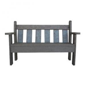 ECO KIDDIES 2 SEATER PARK BENCH