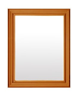 KAREN MIRROR (1000 X 800) -ANTIQUE-