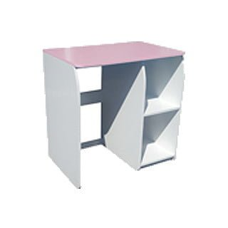 JENNY KIDS DESK 'PINK & WHITE'
