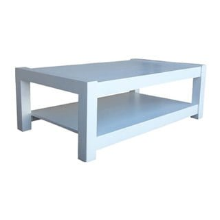 MOD COFFEE TABLE (1400 X 800) 'WHITE'