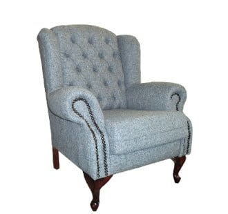 WINCHESTER BUTTON WINGBACK 'TEXTILE' Y420-6D