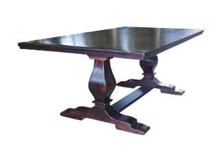 CATALAN DINING TABLE (2100 X 1200) 'SALIGNA/MELUNAK'