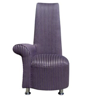 DOLLY CHAIR (ONE ARM) 'LS' AMETHYST 9441