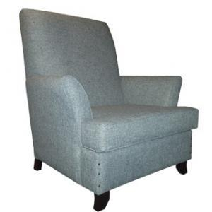 MODERNA OCCASIONAL CHAIR 'TEXTILE' Y420-7D