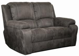 PREMIER 2SEATER SOFA (static) 'COFFEE' java grey