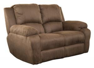 PREMIER 2SEATER SOFA (static) 'COFFEE' mocha